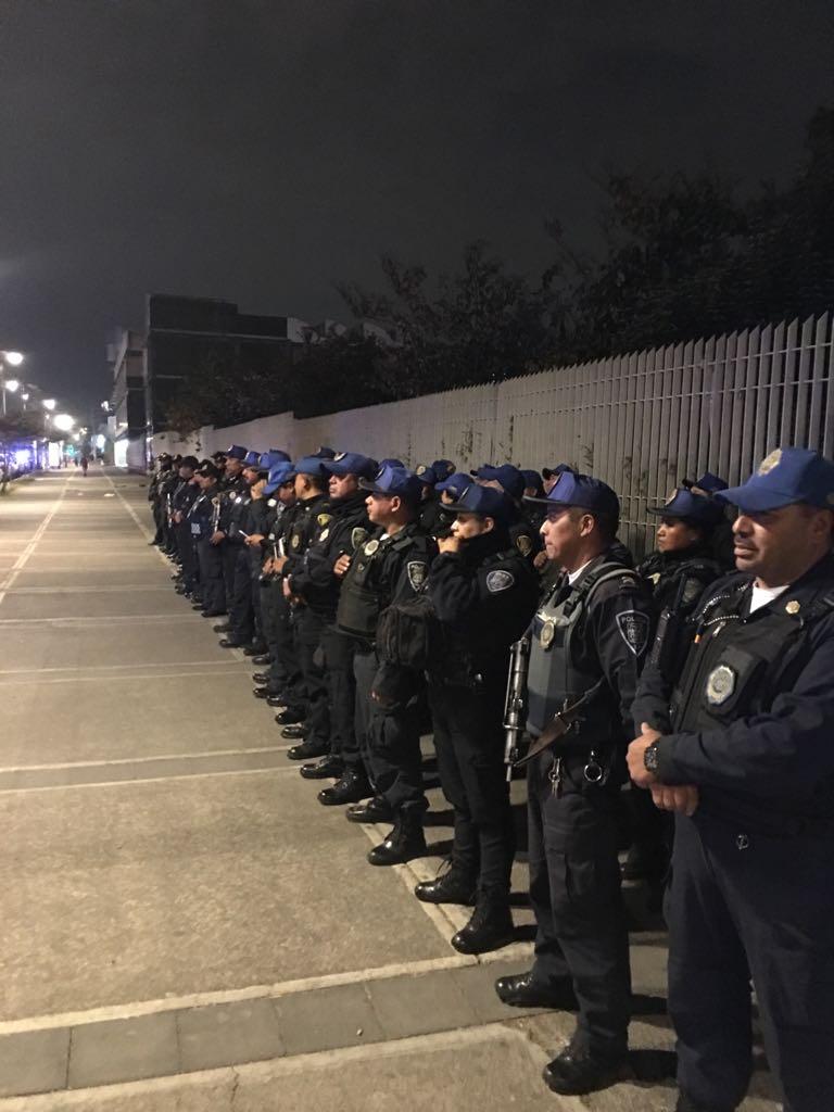 SUMAN 208 PERSONAS DETENIDAS EN OPERATIVO IZTAPALAPA SEGURA
