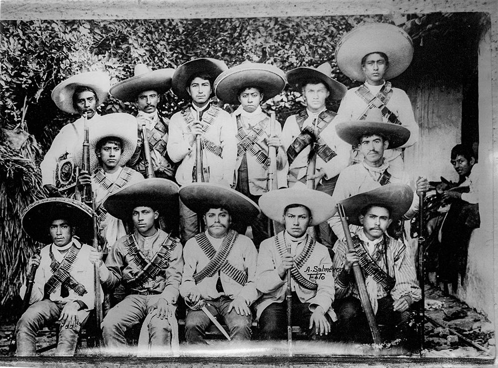 Muestra fotográfica da un panorama de la Revolución en el gran territorio mixteco