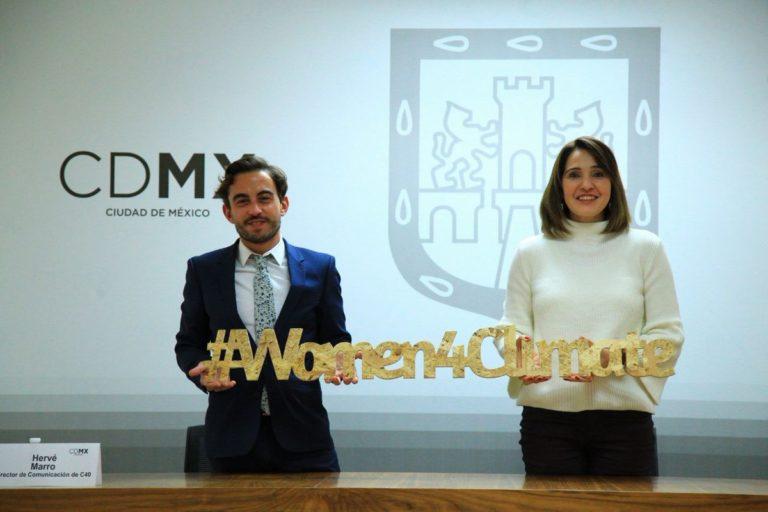 Inician trabajos ganadoras de Tutoría Mujeres por el Clima