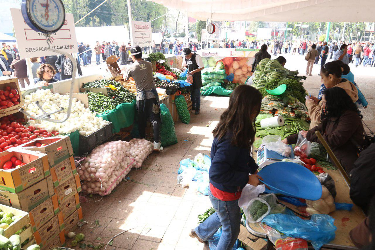 CON AHORROS DE HASTA EL 65 POR CIENTO, REALIZAN JORNADA DE ABASTO POPULAR EN CUAUHTÉMOC