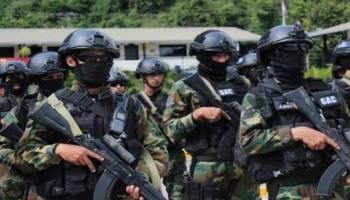 EJÉRCITO DE VENEZUELA RATIFICA SU LEALTAD A MADURO