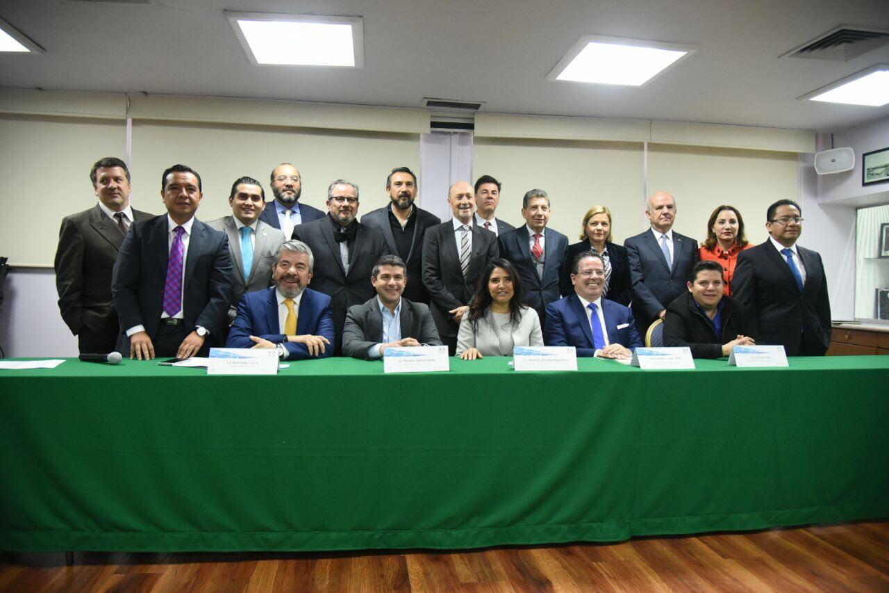 PROPONE BARRALES A EMPRESARIOS PLAN MAESTRO PARA EL DESARROLLO ECONÓMICO Y COMPETITIVIDAD DE LA CDMX