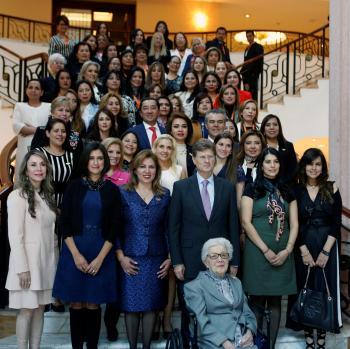 Firman Sectur y Ammje convenio para incorporar a Conéctate al Turismo a empresas lideradas por mujeres