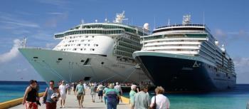 Más de 7 millones de turistas arribaron vía cruceros a México en 2017: De La Madrid