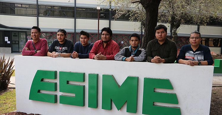 Iniciativa estudiantil para impulsar la robótica de competencia en el IPN