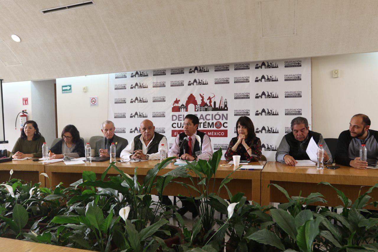 ACUERDAN GOBIERNO DE LA CDMX Y DELEGACIÓN PASOS PARA ATENDER A POBLACIÓN EN SITUACIÓN DE CALLE