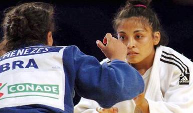 Para el judo mexicano 2017 fue un buen año: Daima Beltrán