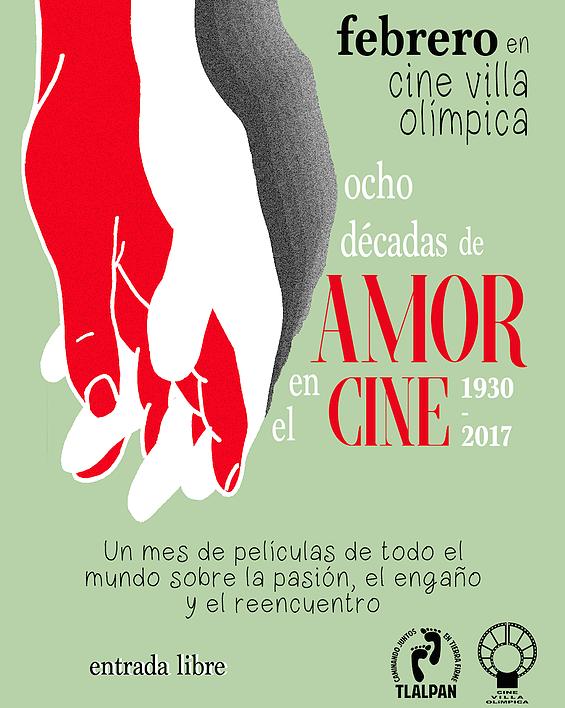 Festeja Tlalpan mes del amor con el ciclo Ocho décadas de amor en el cine