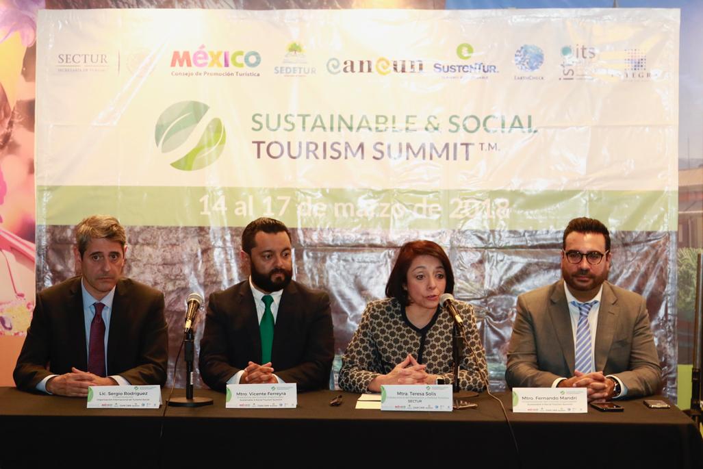 Turismo sostenible genera crecimiento de 257% en las áreas naturales protegidas de México: Sectur