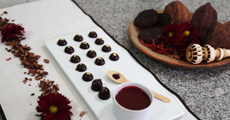 Chocolate, una muestra de amor