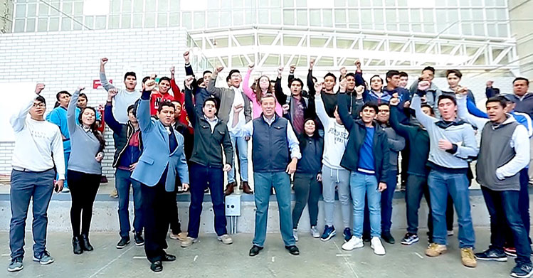 Avión donado por el gobierno de Guanajuato favorecerá la formación de estudiantes del IPN