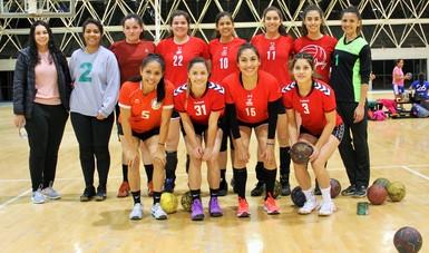 Sayra Pereira y su pasión por el handball