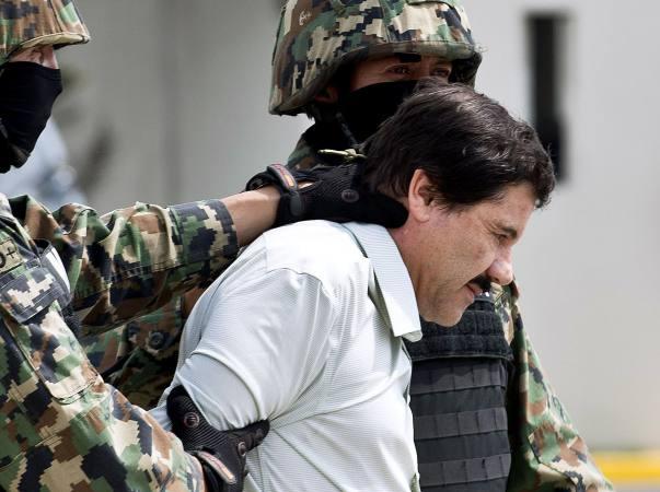 EL CHAPO PIDE MEJORAR SUS CONDICIONES EN PRISIÓN DE EEUU