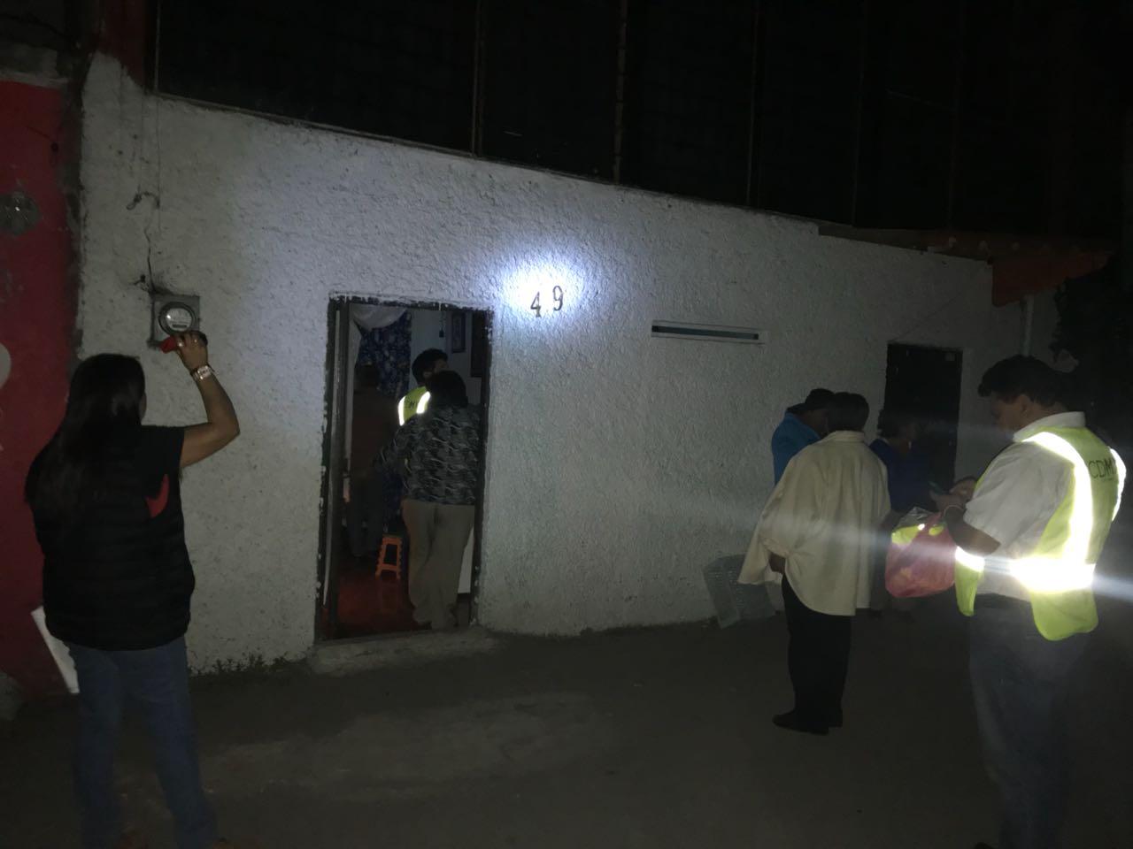 El jefe delegacional de Xochimilco dio a conocer un reporte de la demarcación tras el sismo del pasado 16 de febrero