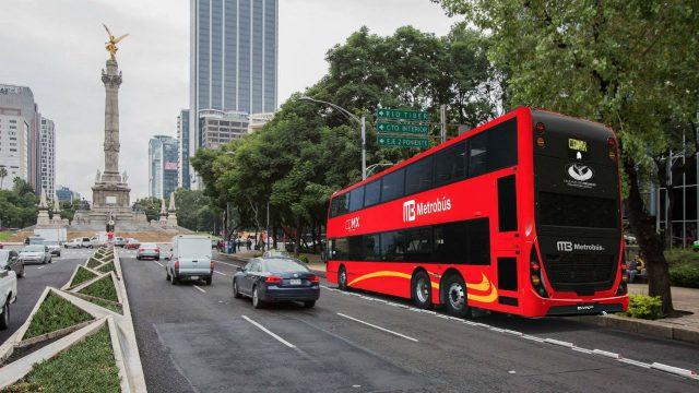 A punto de inaugurarse la Linea 7 del Metrobus
