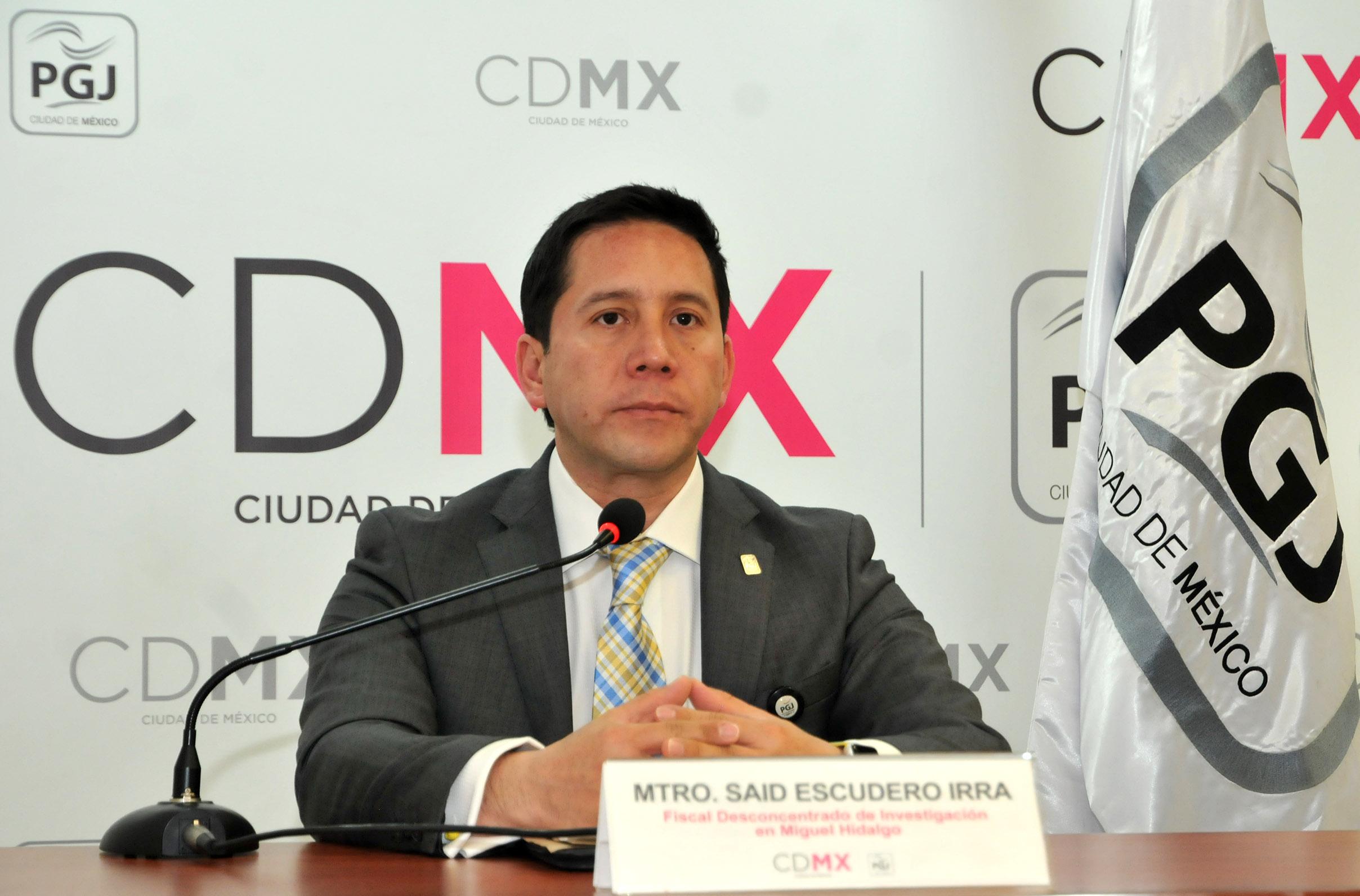 Vinculan a proceso a un sujeto que participó en las lesiones y robo a dos hombres en Miguel Hidalgo