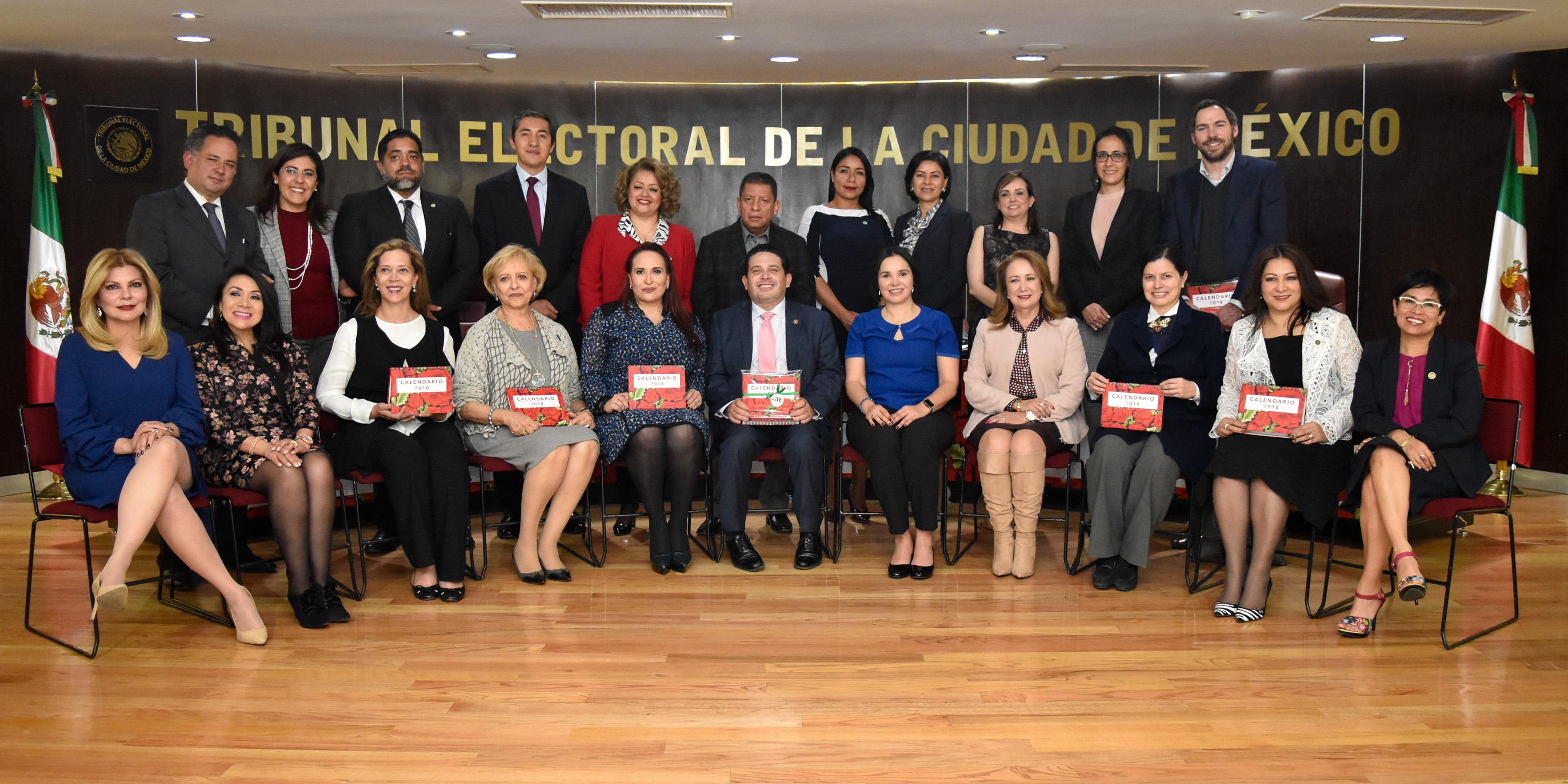 Rostros de la Igualdad, fortalecer el sistema democrático con inclusión
