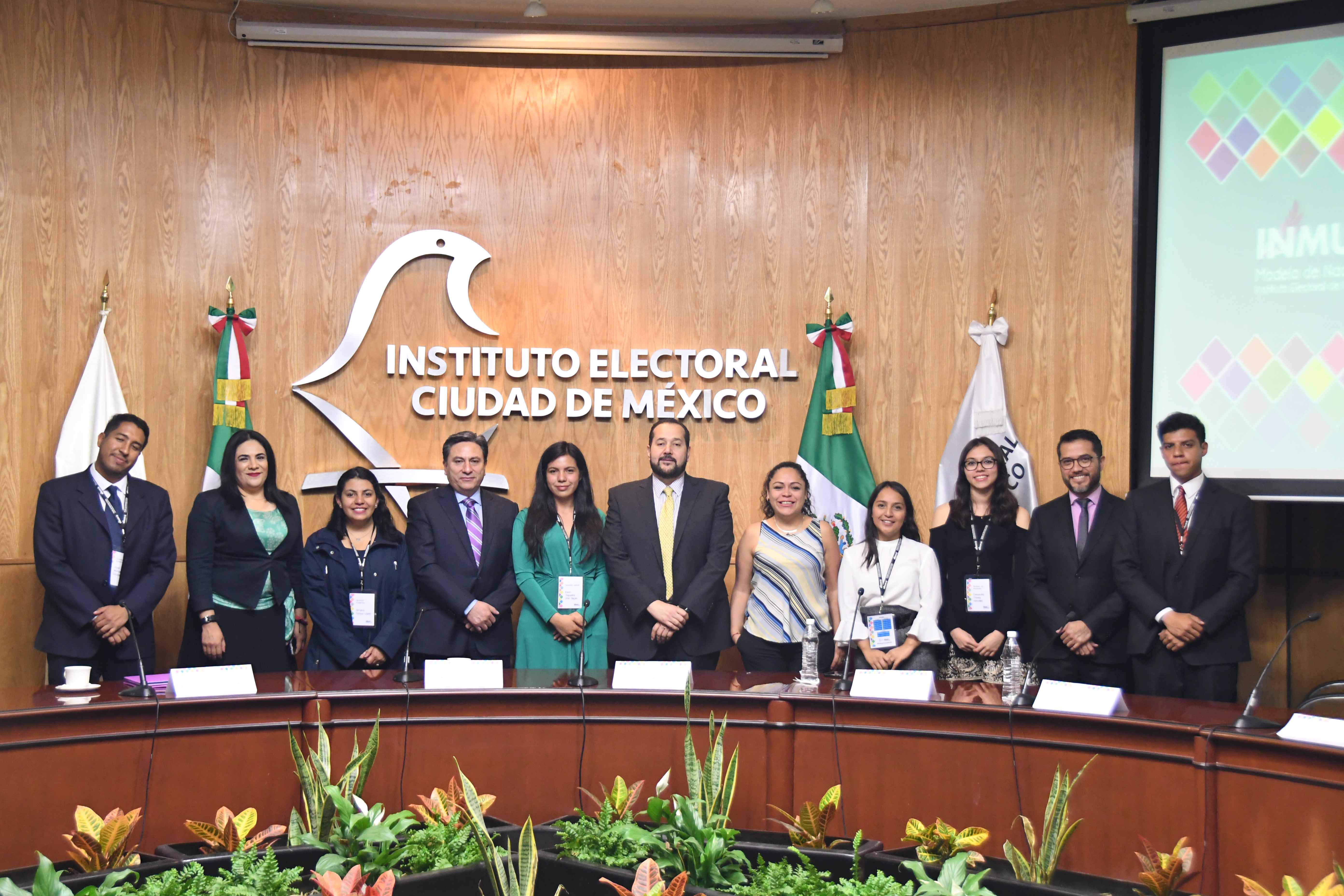Inaugura IECM el Modelo de las Naciones Unidas (INMUN 2018)