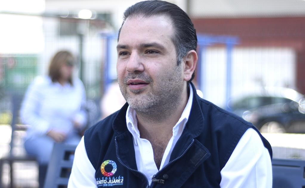 Delegado de Benito Juárez busca una diputación