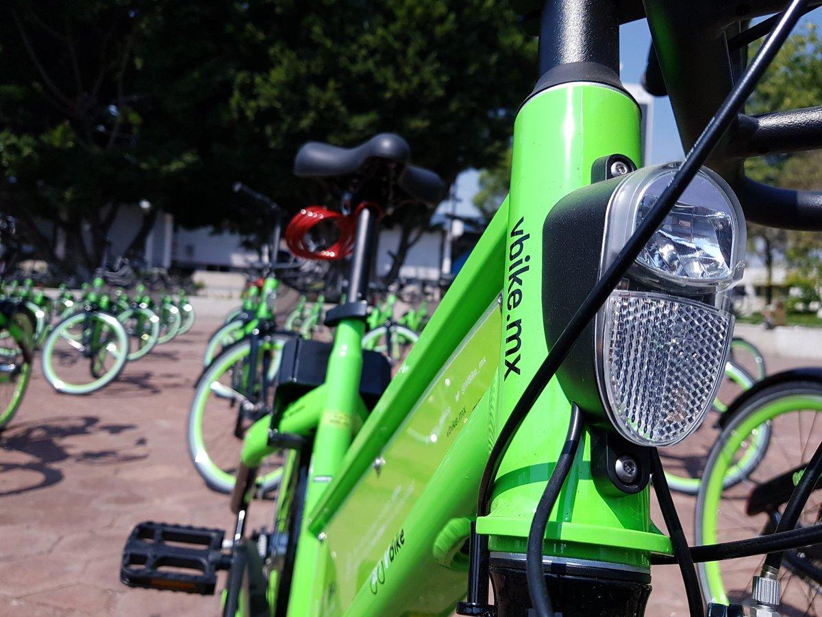 Benito Juárez presenta nuevo sistema de movilidad sustentable
