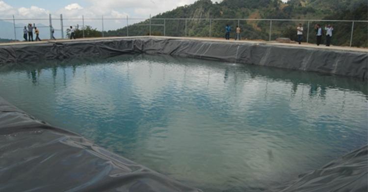 Infraestructura para aprovechamiento sustentable del Suelo y Agua