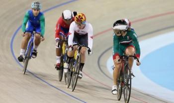 Van ciclistas mexicanos a Mundial de Pista en Holanda