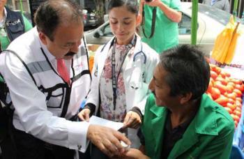 Médico en tu chamba, estrategia de combate frontal contra el cáncer entre la población trabajadora: Elizabeth Mateos