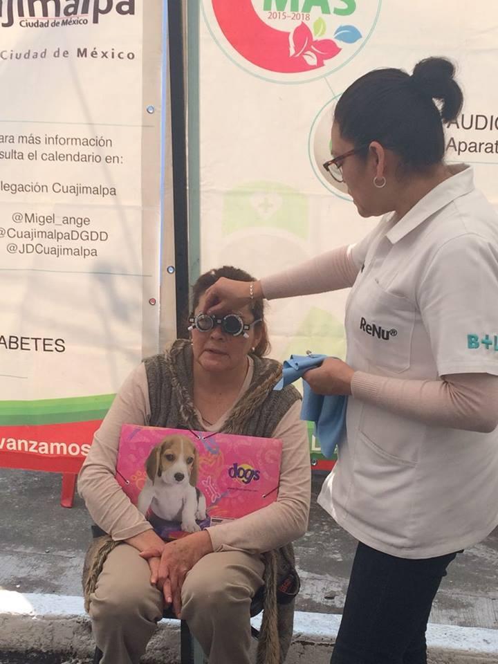 Jornadas Médicas Especializadas y Preventivas, tuvo lugar en la Colonia El Molinito