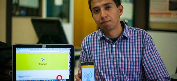 Finder, la aplicación para encontrar personas extraviadas