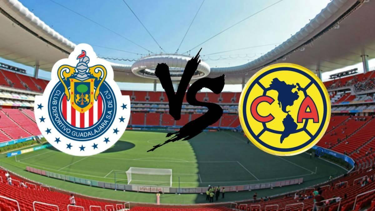 Ya no hay boletos para el Chivas-América