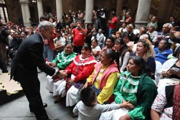 Inician obras de rehabilitación en predio en la Roma