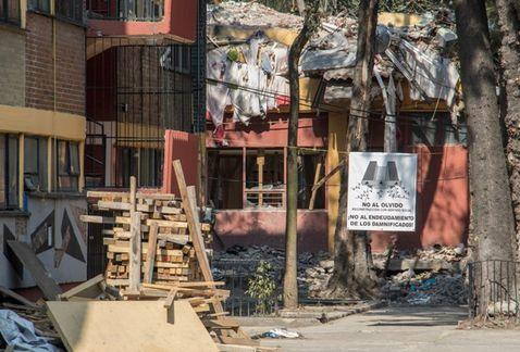 La delegación Tlalpan presenta plan de reconstrucción ante Coplade