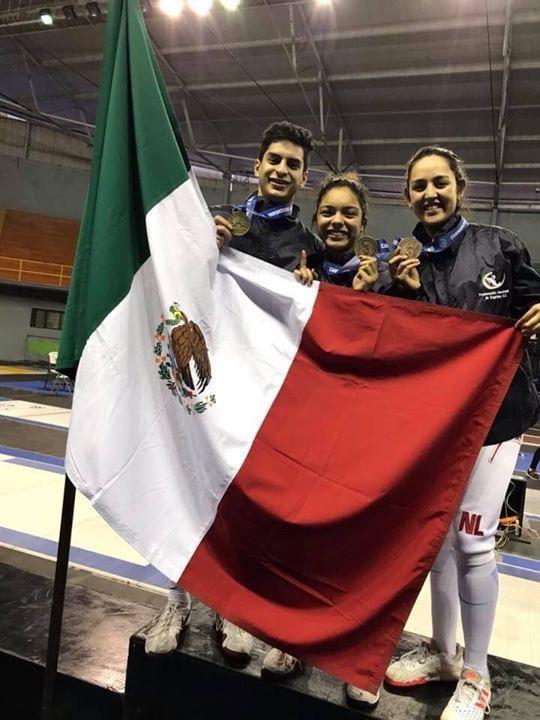 Natalia Botello bicampeona panamericana cadete