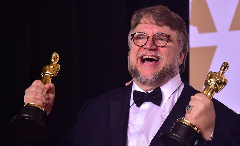 Oscar, para Guillermo del Toro