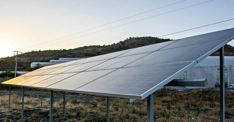 Los beneficios de las energías limpias en el campo