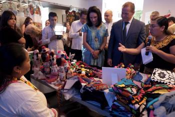 Artesanias, fuente de motivación para que turistas visten destinos de México