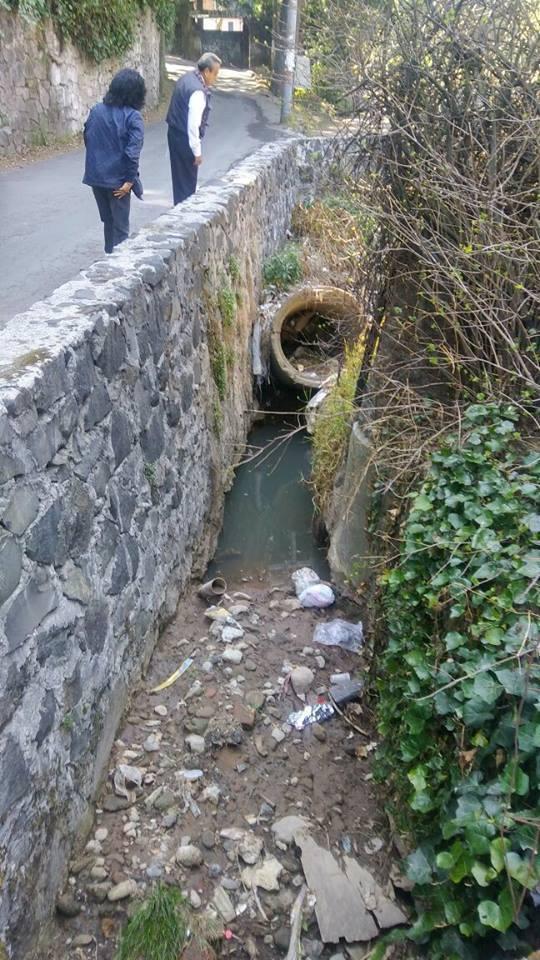 Jornadas de limpieza en los cauces del Río Borracho y Río Mina Vieja