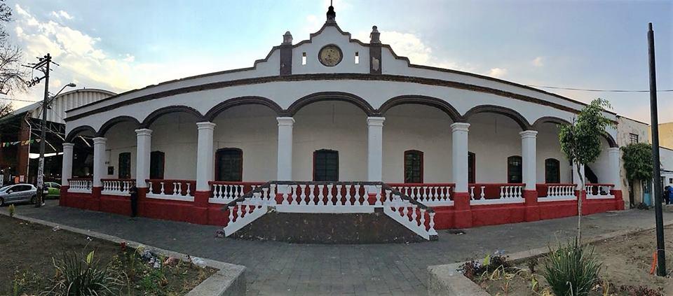 REHABILITAN ANTIGUO PALACIO DE GOBIERNO