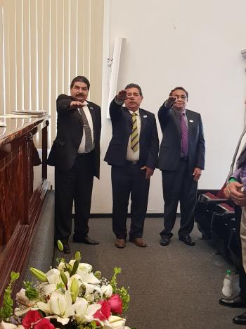 Eligen nueva Mesa Directiva de la Asociación de Contralores de Institutos Electorales de México, A.C. (ACIEM)