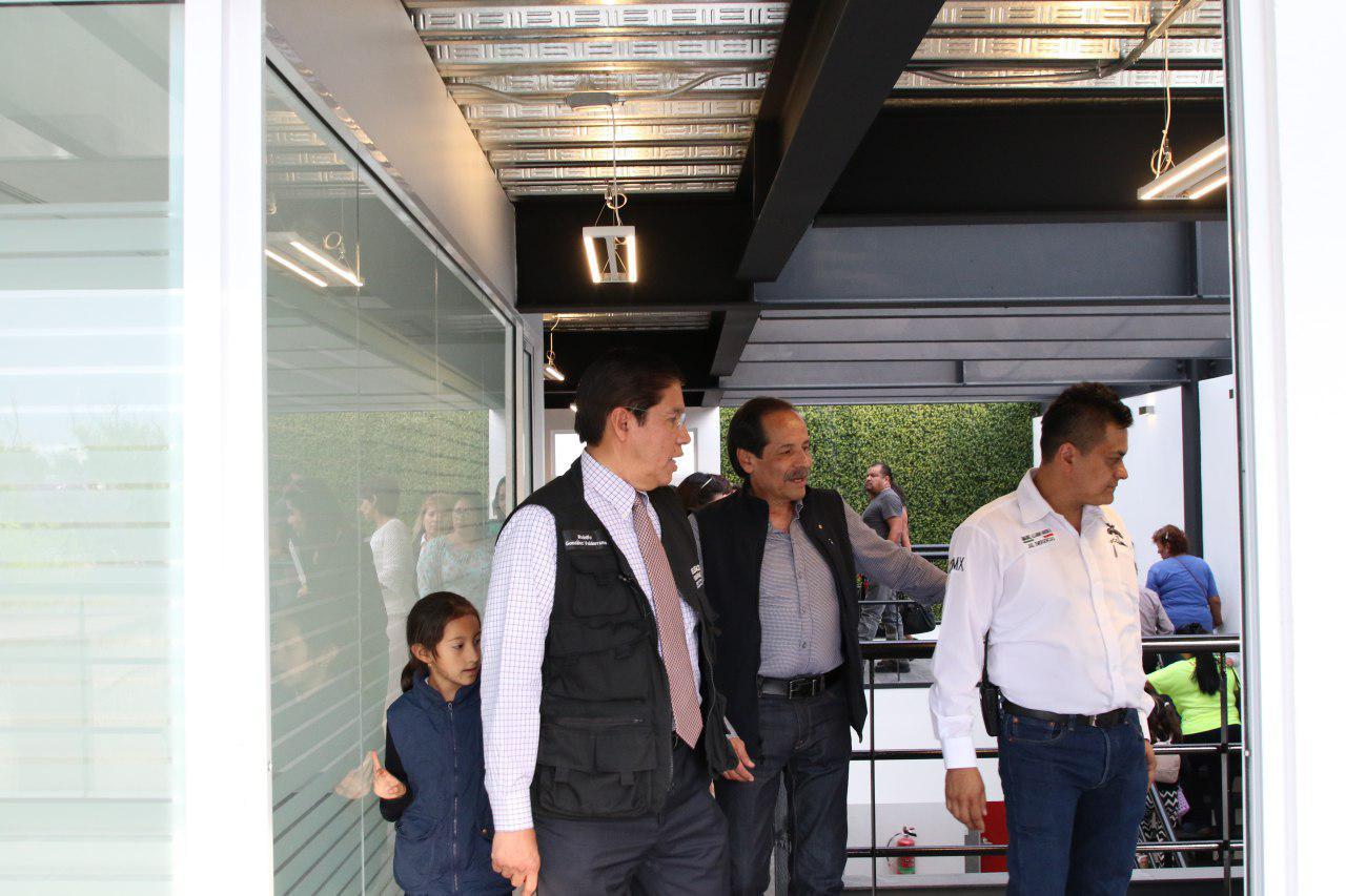 CONCLUYEN NUEVO EDIFICIO PARA ATENDER EMERGENCIAS EN CUAUHTÉMOC