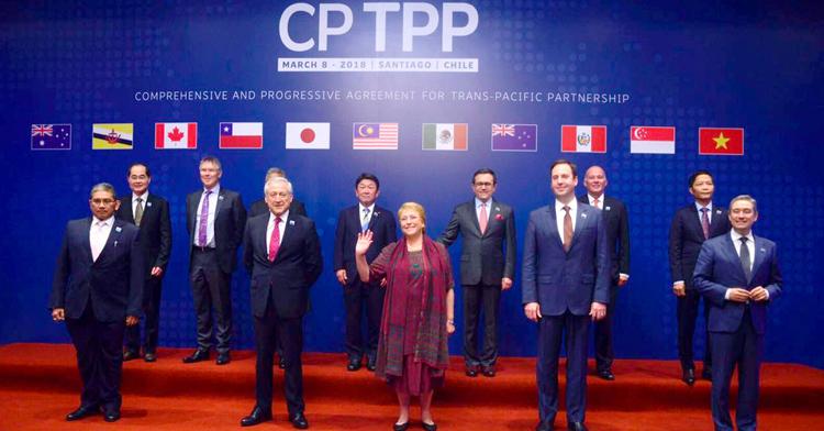 México firma el Tratado Integral Y Progresista de Asociación Transpacífico (CPTPP)
