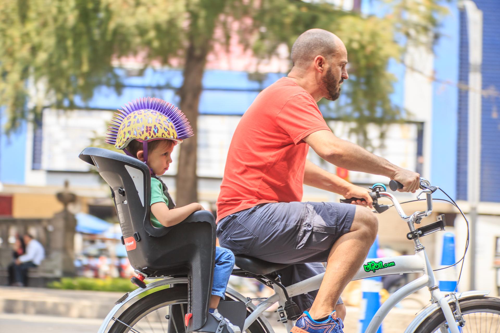 Celebra CDMX día mundial de las ciclovías recreativas