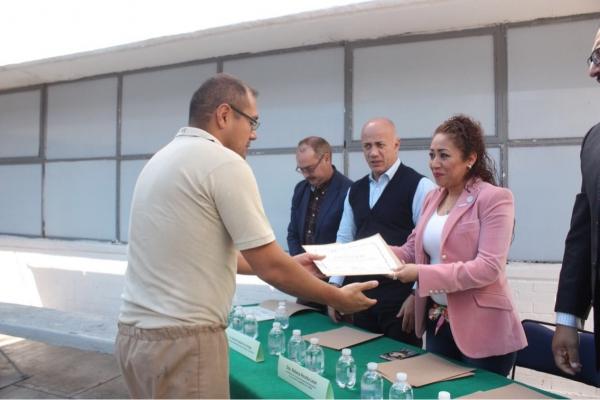 La mayoría de las personas privadas de su libertad en cárceles de la CDMX tiene estudios de secundaria: dip. Rebeca Peralta León