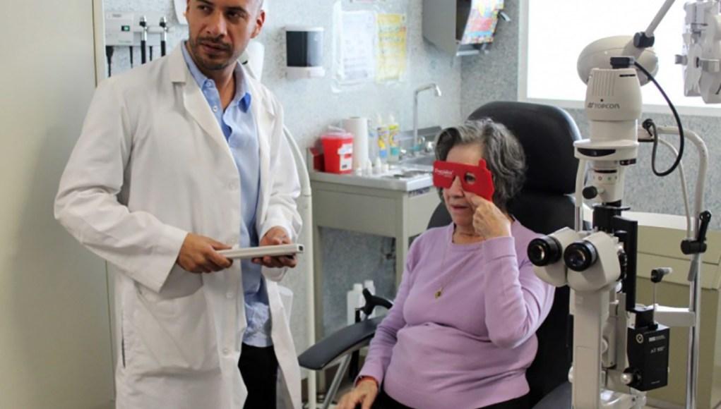 Clínicas de la Diabetes en CDMX atienden a pacientes con problemas oculares