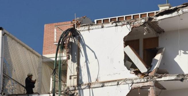 Detienen a apoderado legal de constructora de Zapata 56
