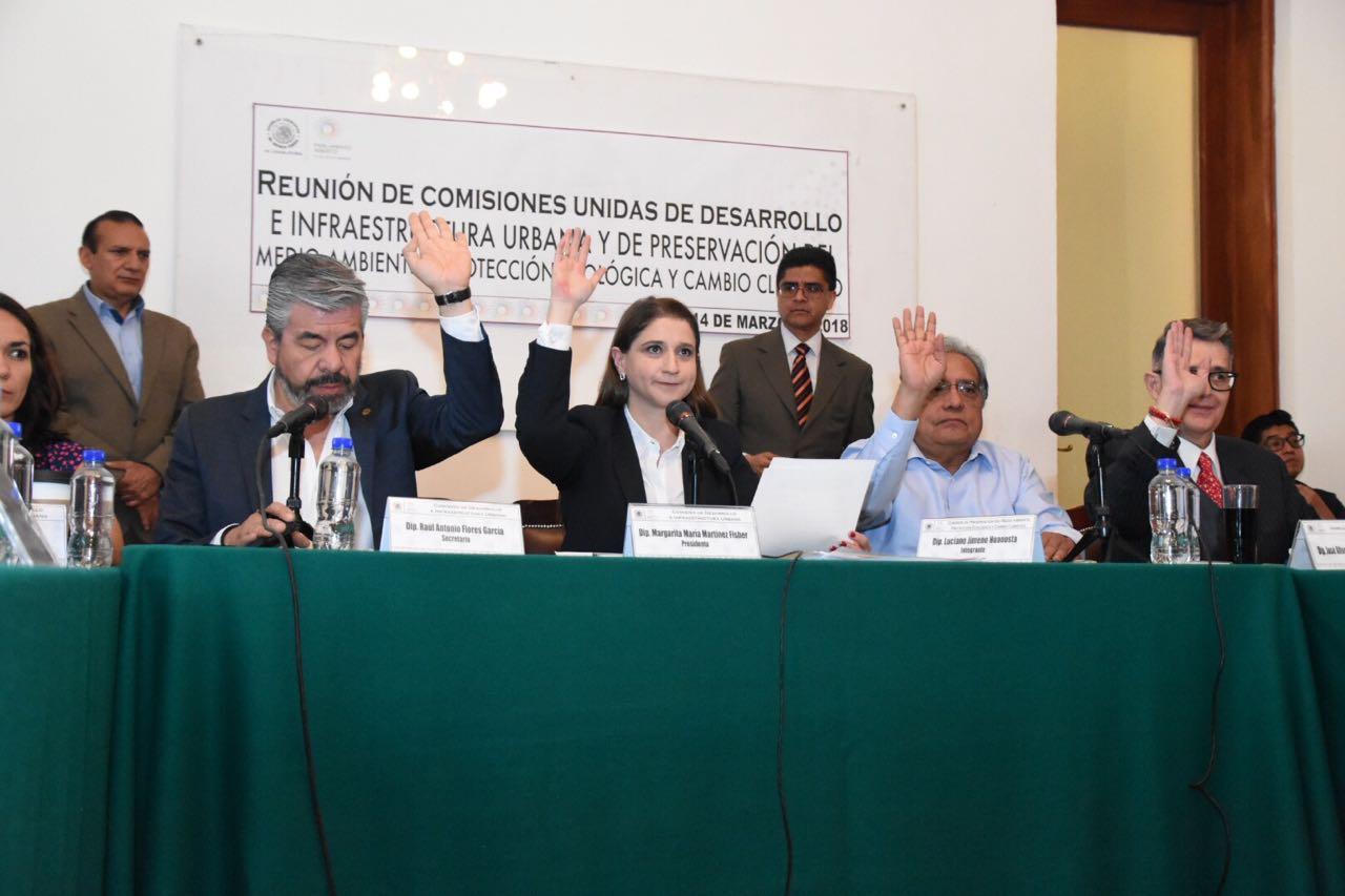 DIPUTADOS REGRESAN EL PROGRAMA GENERAL DE DESARROLLO URBANO DE LA CDMX