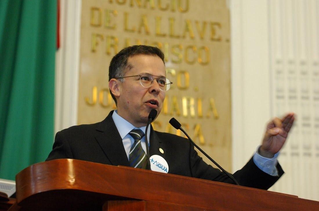 Por primera vez en la historia se prohíbe en la CDMX el veto de bolsillo: Xavier López Adame