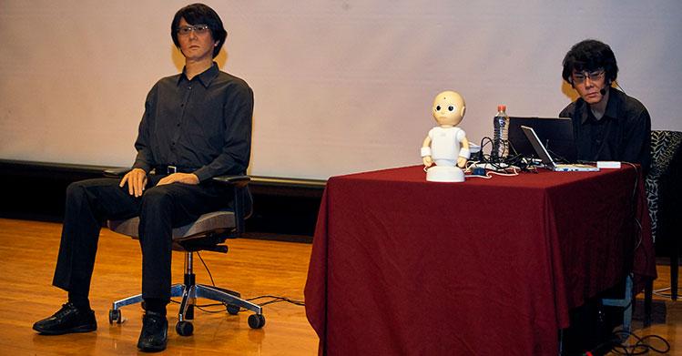 Humanoides se convertirán en nuestros compañeros o amigos: Hiroshi Ishiguro