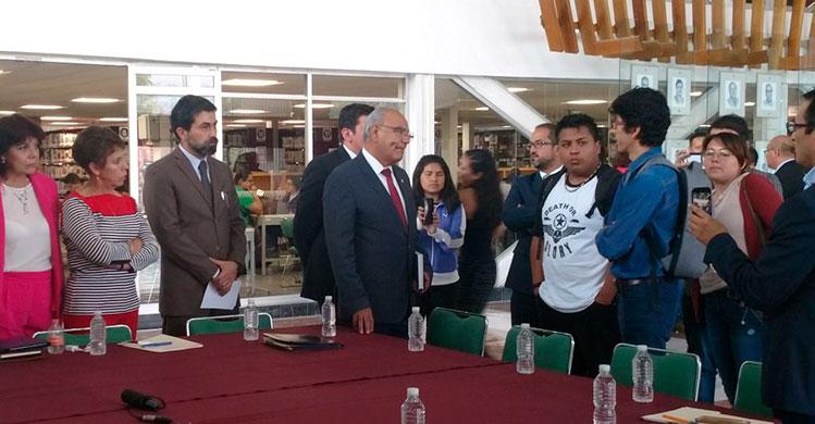 Estudiantes rechazan reanudar el diálogo con las autoridades del IPN