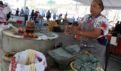 Inician las actividades del 5 Encuentro Regional de Comida Tradicional y Popular Jalisco 2018